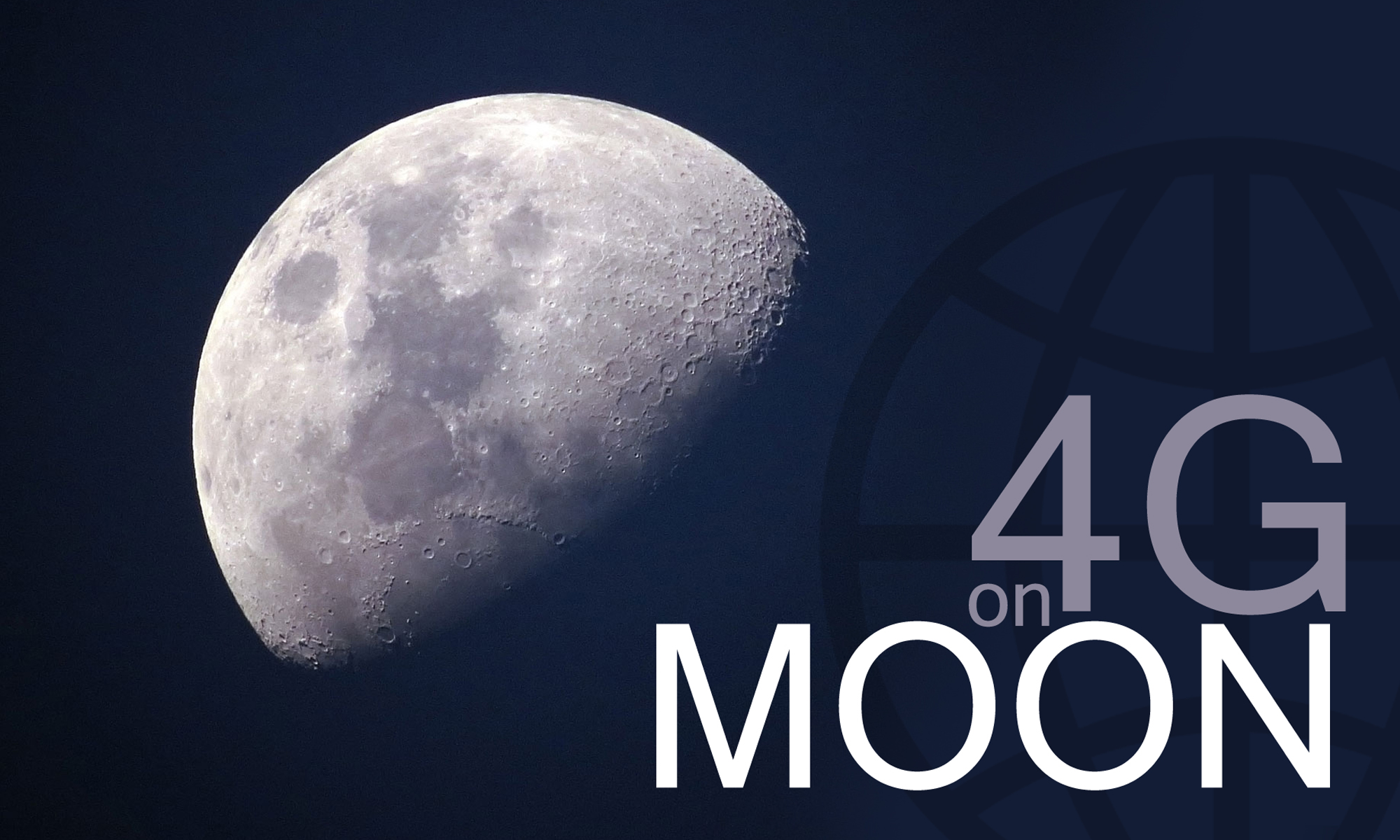 Mobile communications across the moon in 2019 1