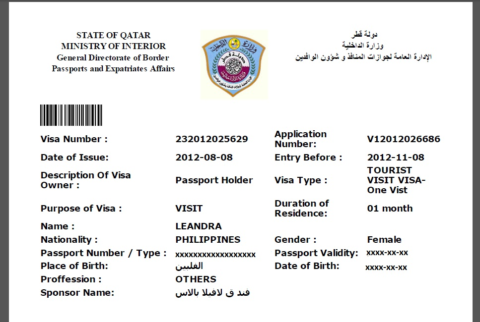 Qatar visa and tourism stopboris Choice Image