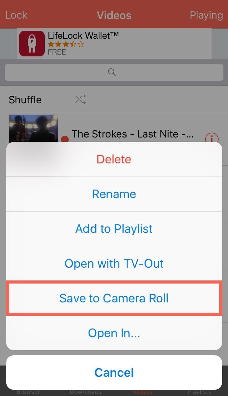How to download youtube videos to your iphone or ipad without.